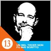 Puntata 13 Guido Speranza